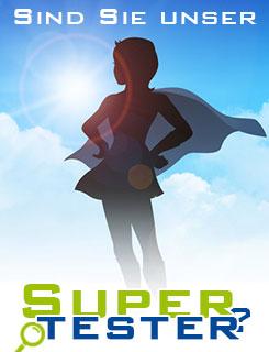 Wer wird nähPark Supertester?