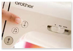 Brother Innov-is 10 A Funktionstasten