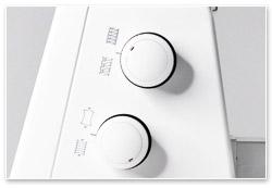 Janome My Lock 8002D Regler Stichlänge und Differential