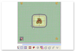 Janome Digitizer Junior V4.5 Easy Layout