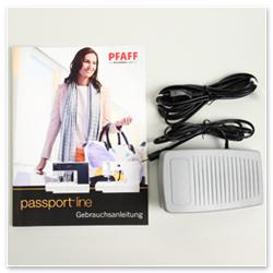 Pfaff Passport 3.0 Zubehör