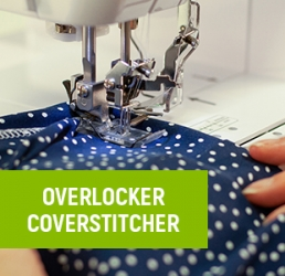 Overlocker / Coverstitcher
