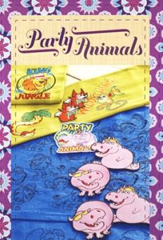 INSPIRA Stickmuster CD Party Animals 117