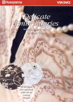 HUSQVARNA Multiformat CD 232 Delicate Embroideries