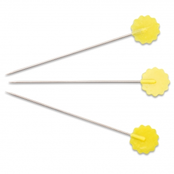 PRYM Quilt-Spezialstecknadeln mit Blumenkopf