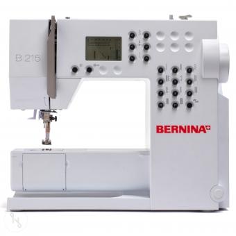 BERNINA B 215 Ausstellungsmaschine