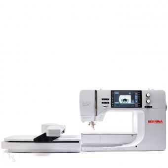 BERNINA B 700 mit Stickmodul