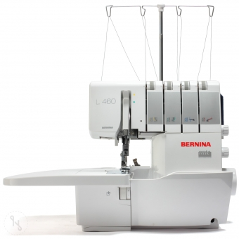 BERNINA L 460 Ausstellungsmaschine