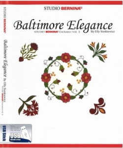 "Studio Bernina Design Kollektion ""Baltimore Elegance"" CD"