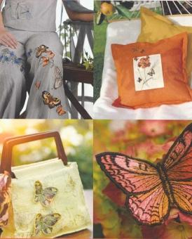 Husqvarna Multiformat CD 283 Most Popular Butterflies