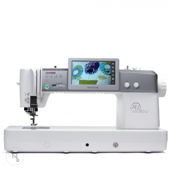JANOME Continental M7 Professional