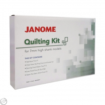 JANOME Quilting Kit 7mm