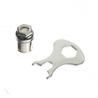 LOXX Lochwerkzeug und Schlüssel