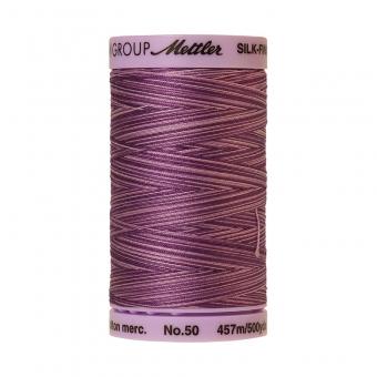 METTLER Silk Finish Cotton No. 50 475m Multicolor