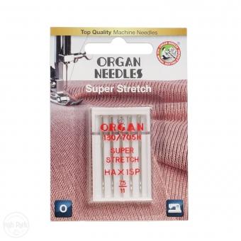 ORGAN Super Stretch Nadeln St. 75 5er Packung