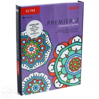 PFAFF Premier+ 2 Upgrade für 4D/5D/6D/Premier+