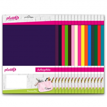 PLOTTIX PremiumFlex 30 cm x 30 cm 3er Pack