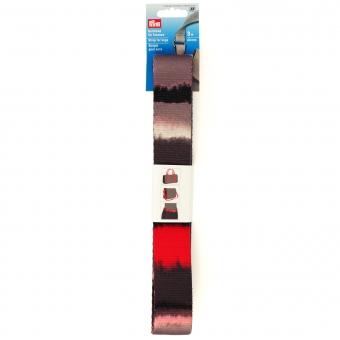 PRYM Gurtband 40mm mehrfarbig Batik