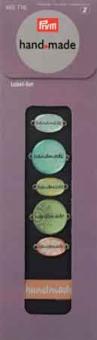 PRYM handmade Label-Set pastell