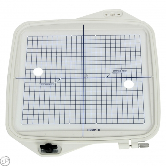 Giga Hoop D für Janome 200 mm x 230 mm