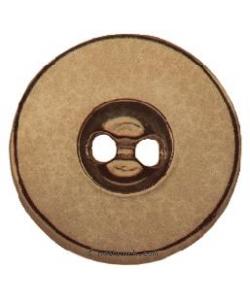 Magnet-Verschluß zum Annähen 19mm altmessing