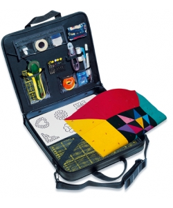 PRYM Quilters Travel Case 34 x 35,5 x 6 cm