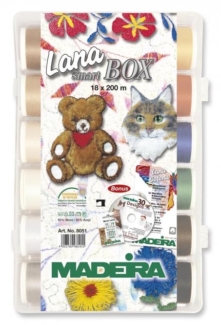 Madeira Smart Box Lana No.12