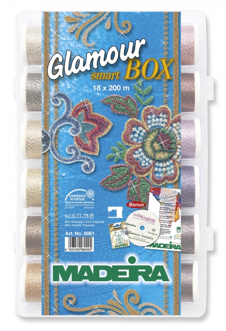 Madeira Smart Box Glamour No. 12