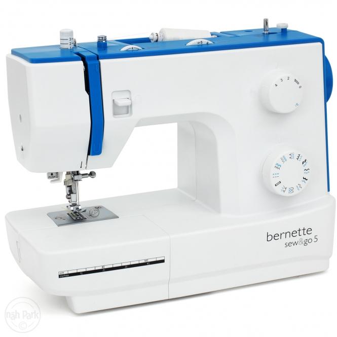 BERNETTE sew & go 5