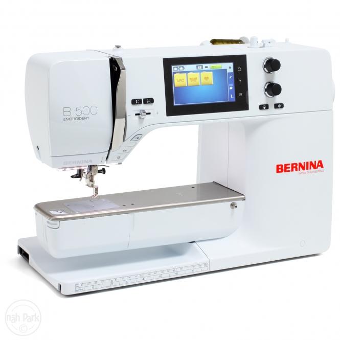 BERNINA B 500 ohne Stickmodul