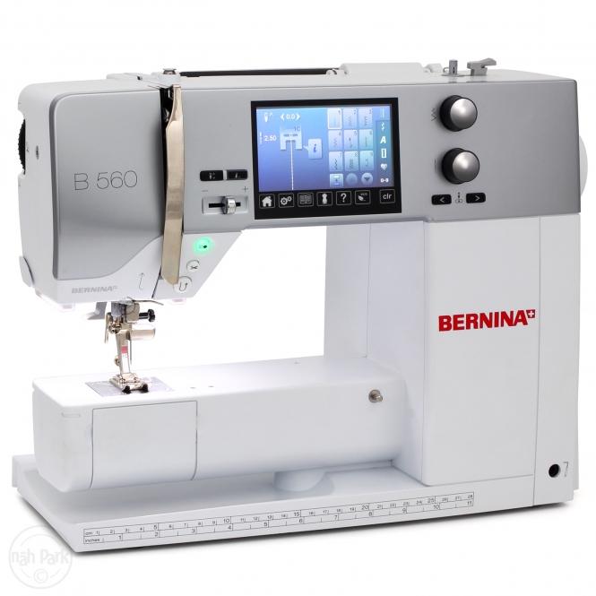 BERNINA B 560 Ausstellungsmaschine
