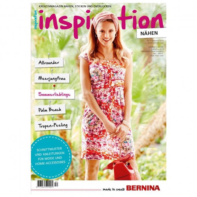 BERNINA Inspiration Nr. 71