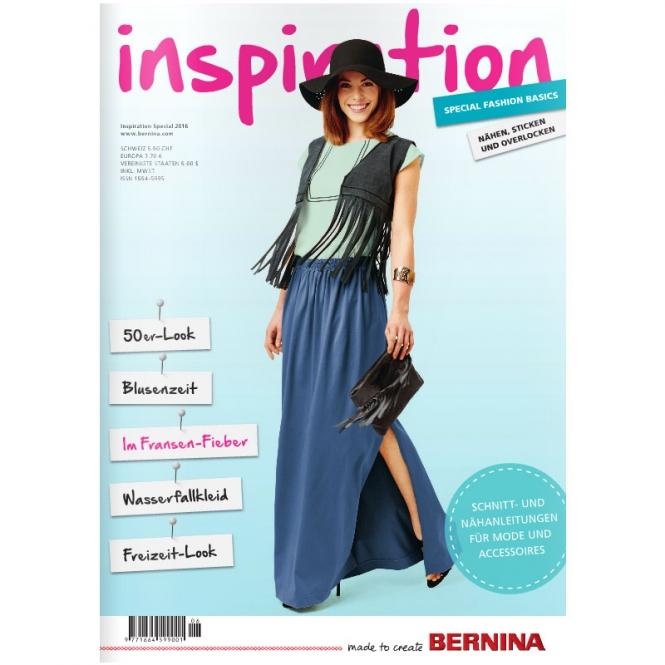 Bernina Inspiration Special Fashion Basics