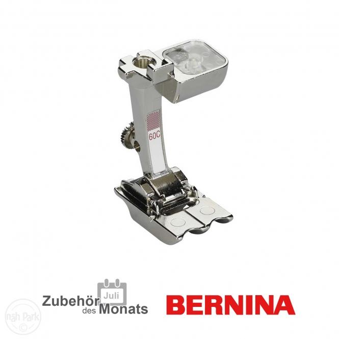 Bernina Doppelkordelfuß Nr. 60C