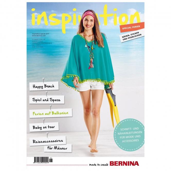 Bernina Inspiration Special Ferien 2017