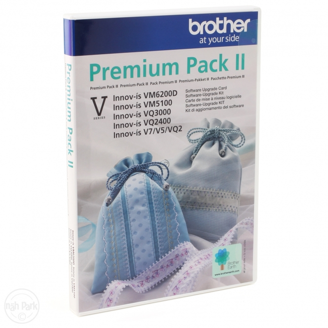 Brother Upgrade-Kit II V-Serie