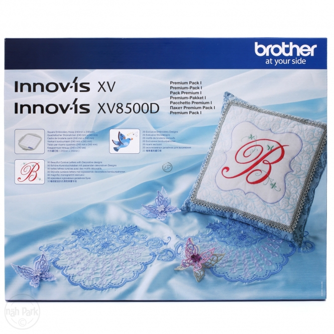 Brother Premium Upgrade Kit XV