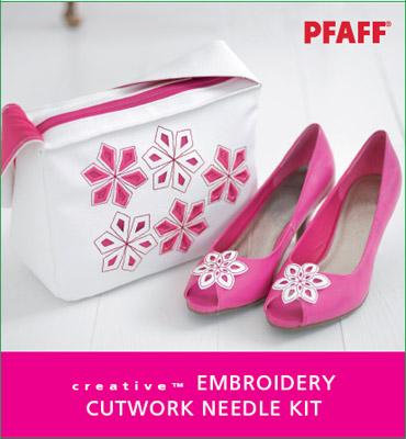 PFAFF Creative Cutwork Needle Kit