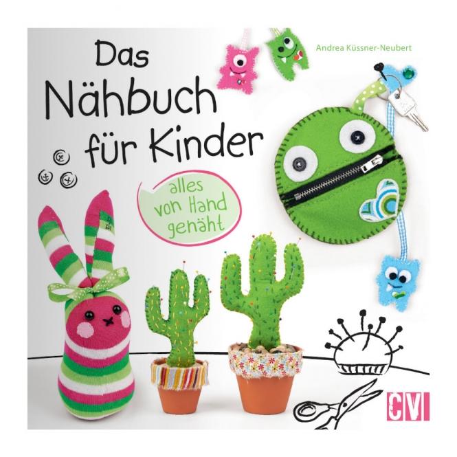 Das Nähbuch für Kinder