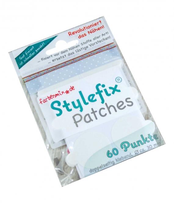 Farbenmix Stylefix-Patches - 60 Stück