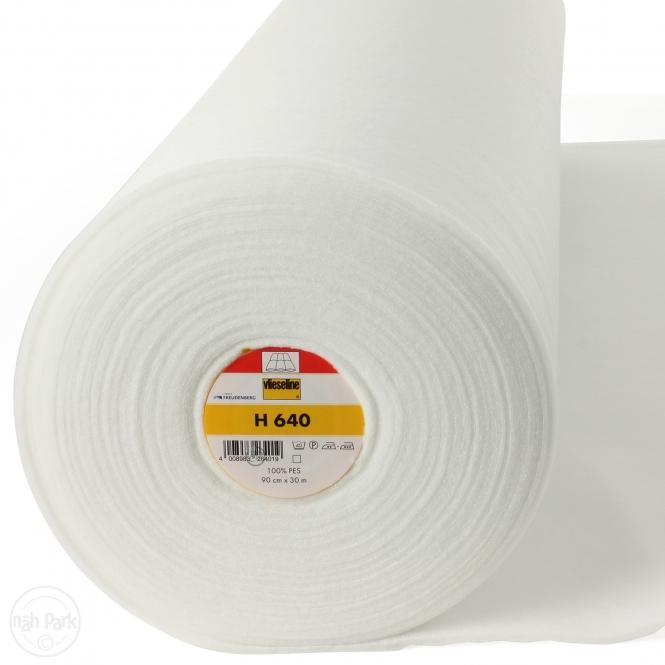 Freudenberg Volumenvlies H 640 90cm weiß