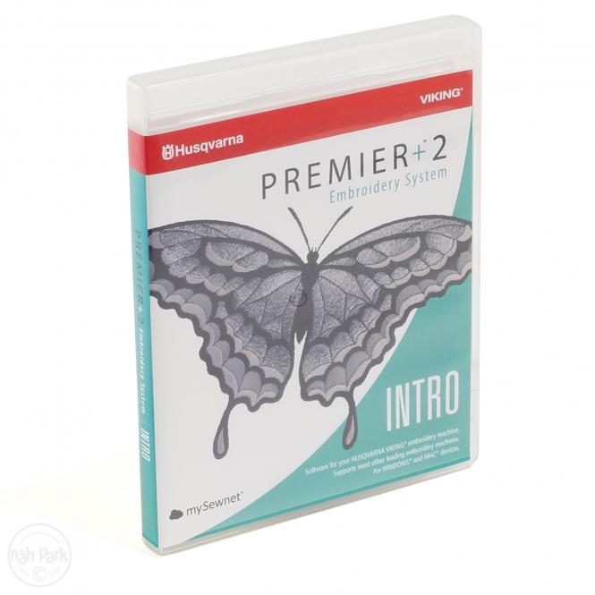 Husqvarna Viking Premier+ 2 Intro