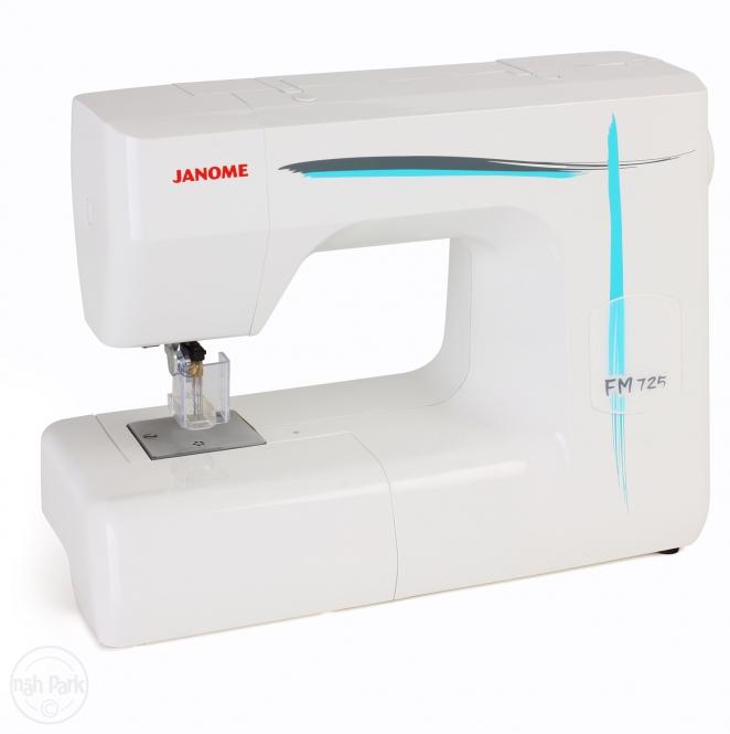 JANOME FM 725 - Die Filzmaschine!