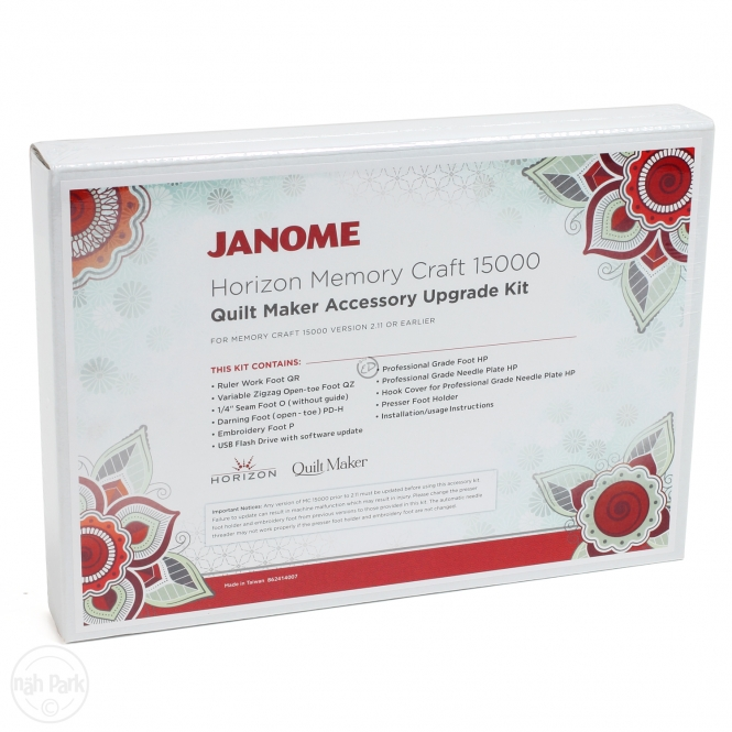 Janome Quilt Maker Accessory Upgrade Kit