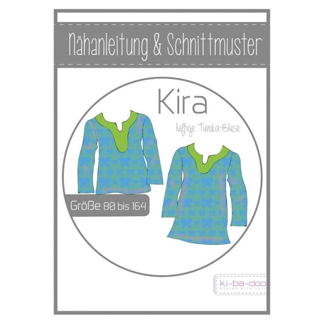 Ki-Ba-Doo Papierschnittmuster Tunika Kira