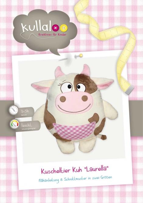 """KULLALOO Kuscheltier Kuh """"Laurella"""""""