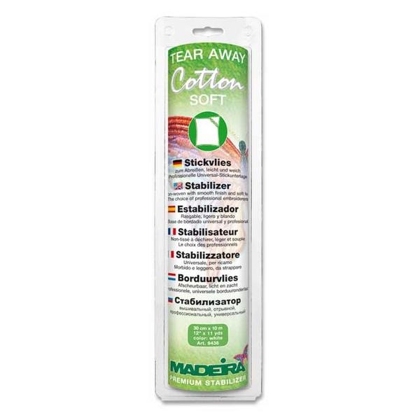 Madeira Cotton Soft 30cm x 10m
