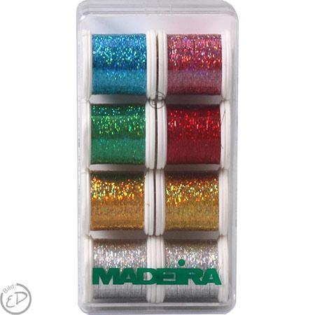 Madeira Stickbox Spectra 8 Spulen 100m