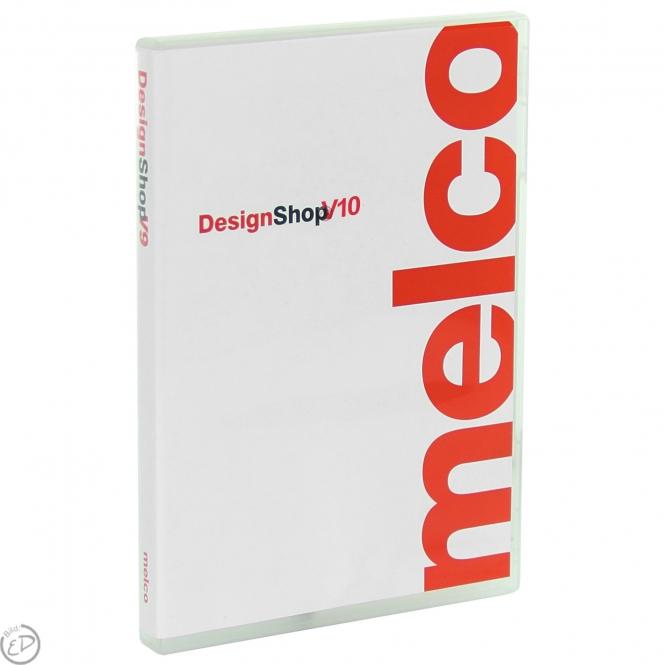 Melco DesignShop V10
