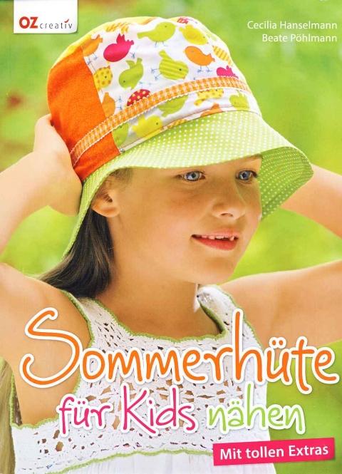 OZ CREATIV Sommerhüte für Kids nähen